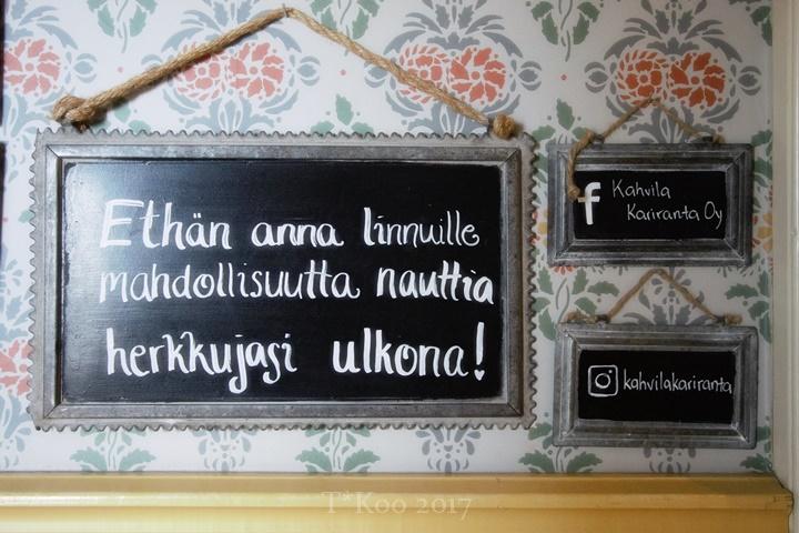 Kahavilla – KahvilaKariranta