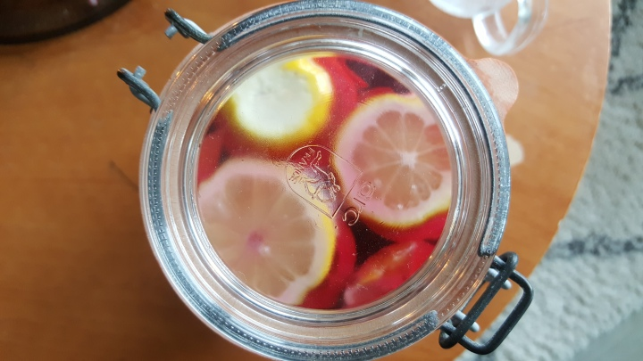 Punajuuri-appelsiinikvassi