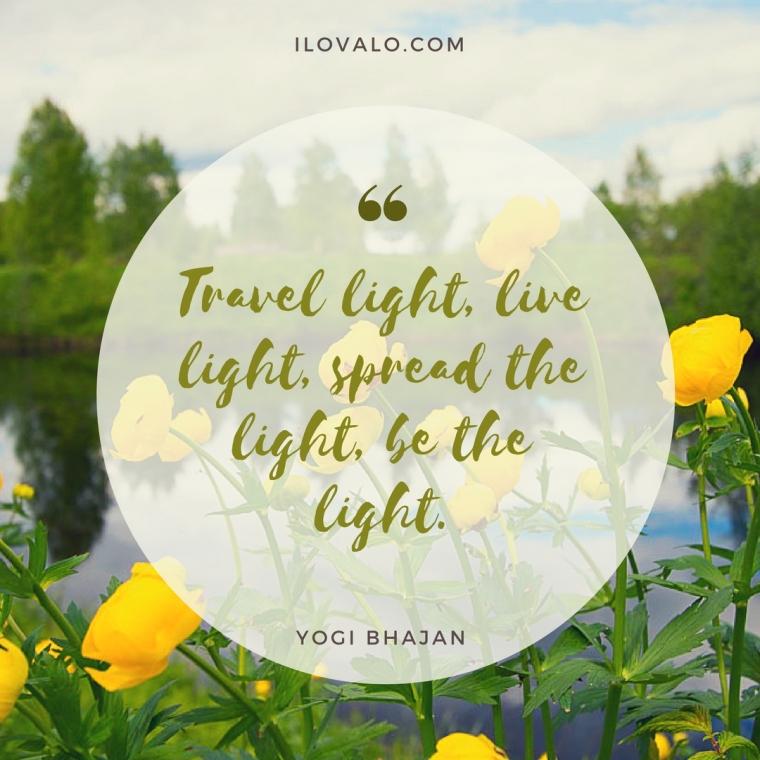 travellight