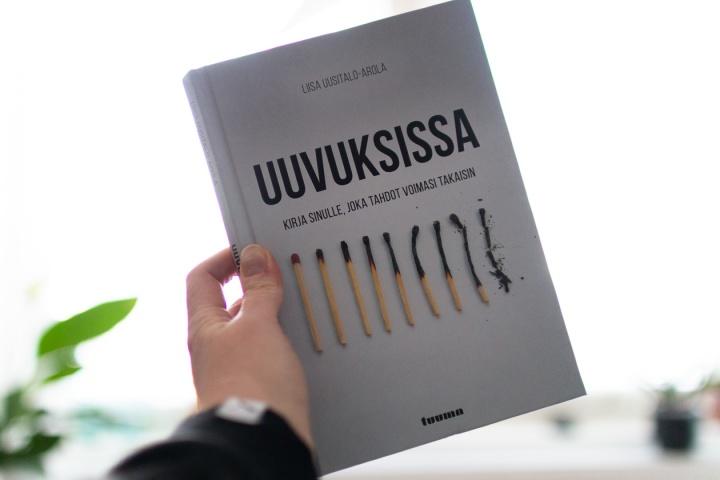 Uuvuksissa – kirja sinulle, joka tahdot voimasitakaisin